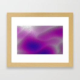 Ocean of Blitz Framed Art Print