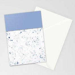 XVI - Blue 2 Stationery Cards