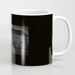 Where Fear Shadows Coffee Mug