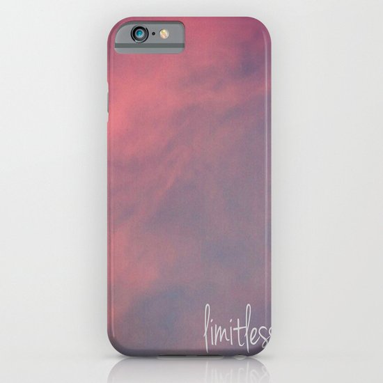 limitless iPhone & iPod Case