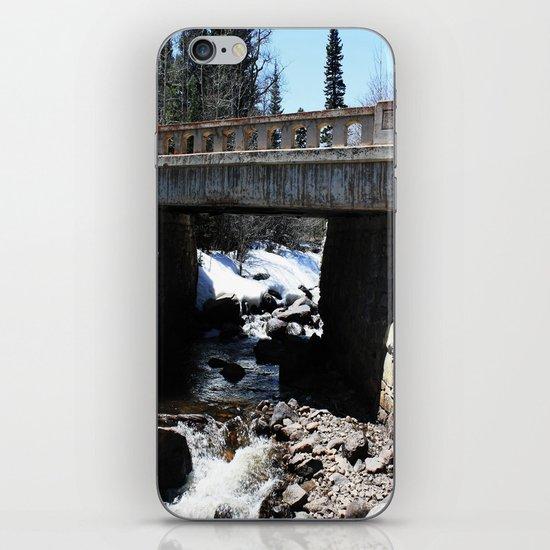 Trail Bridge iPhone & iPod Skin