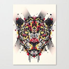 Léopard Canvas Print