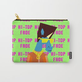 Hi Top Fade Unicorn Carry-All Pouch
