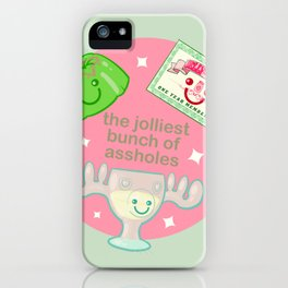 Christmas Vacation iPhone Case