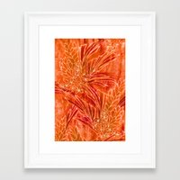 spice Framed Art Prints featuring Spice Island by Vikki Salmela