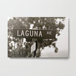 Laguna  Metal Print
