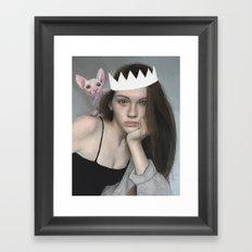Harrie Framed Art Print