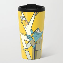 The Return of the Karate Kid Travel Mug