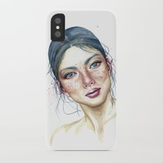 girl Slim Case iPhone X