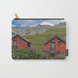 Hatcher_Pass Cabins - Palmer, Alaska Carry-All Pouch