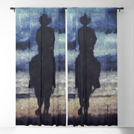 Sunset Rider Blackout Curtain