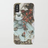 lanterns iPhone & iPod Cases featuring Lanterns by JennaMarie