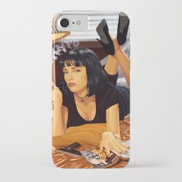 Two Shakes of a Lamb's Tail iPhone Case