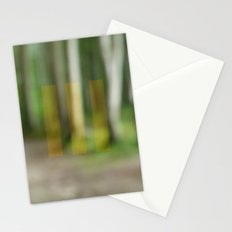 abstract nature dream 2 Stationery Cards