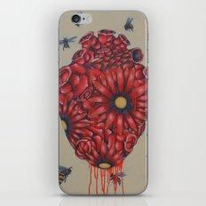 Heart A Bloom iPhone & iPod Skin