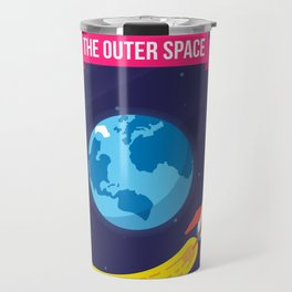 Explore the outer Space Travel Mug