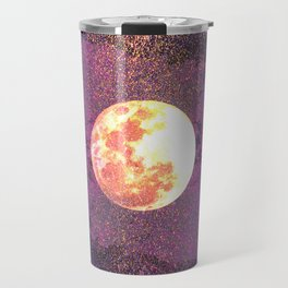 Midnight Glitter Travel Mug