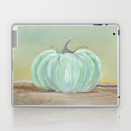 Ready for Fall Cinderella pumpkin Laptop & iPad Skin