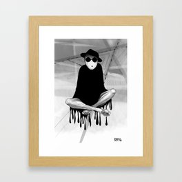 Float Framed Art Print