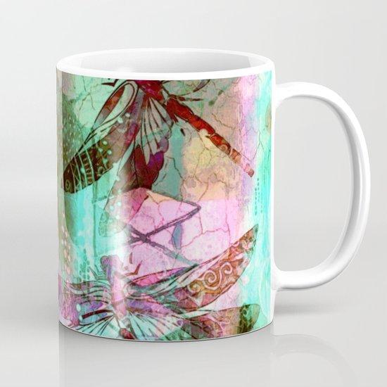 Dragonflies in a Dream Coffee Mug