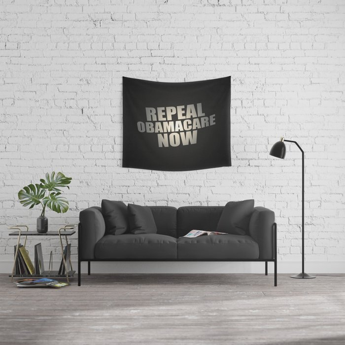 Repeal Obamacare Now Wall Tapestry