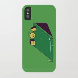 Hill race iPhone Case