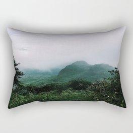 El Yunque Rectangular Pillow