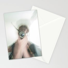 I am Ghost Stationery Cards