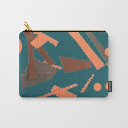 In Alternate Universes #society6 #buyart #retro Carry-All Pouch