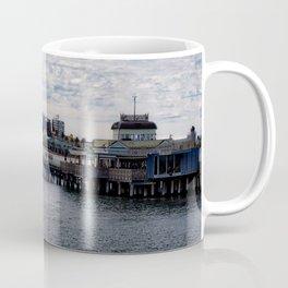 St Kilda Pier Coffee Mug