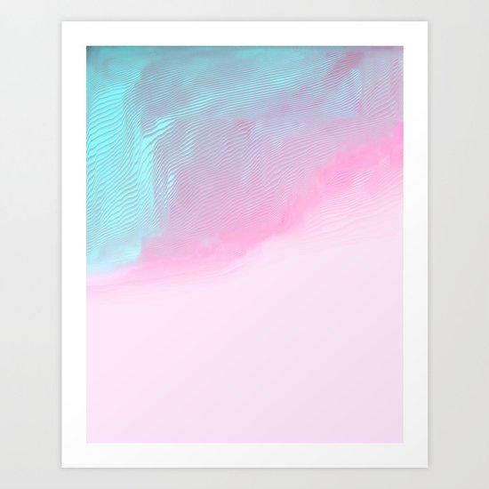 Cotton Mind Art Print