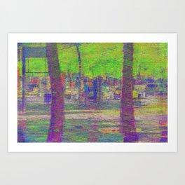 20180713 Art Print