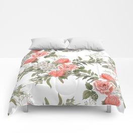 The Master Gardener #PorcelainWhite Comforters