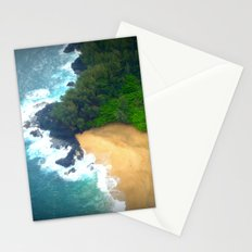 Drop Me Into Paradise Stationery Cards