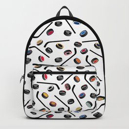 Let's Play Hockey Backpack