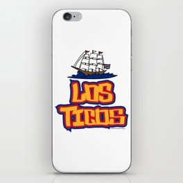 Costa Rica Los Ticos ~Group E~ iPhone Skin
