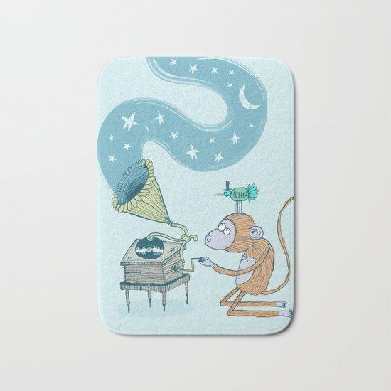 'Night Sounds' Bath Mat