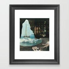 Maelstrom Framed Art Print