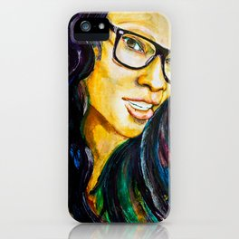 """I Wanna """"Rock"""" Right Now! iPhone Case"""