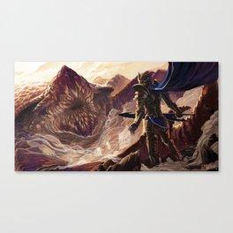 Dalinar the Blackthorn Canvas Print