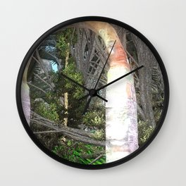 Cult of Youth:Gate of Youth Wall Clock