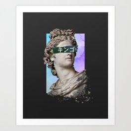 アポロ - Apollo Art Print