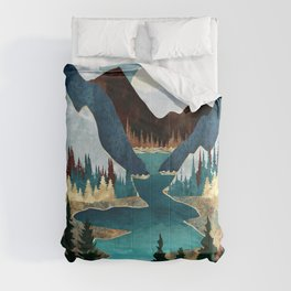 River Vista Comforters