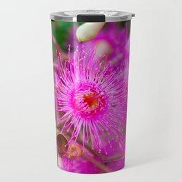 Flowering Gum. 2. The Flower. Australia. Travel Mug