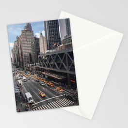 42nd Street Afternoon Stationery Cards