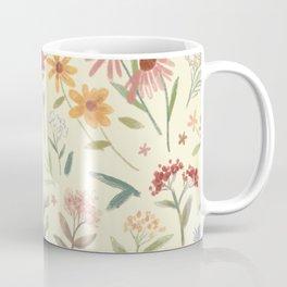 Meadow Floral Coffee Mug