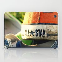 converse iPad Cases featuring Converse by americansummers