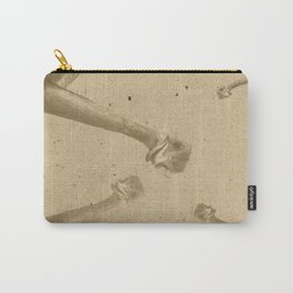 OSTRICH PEEKABOO PROJECT 12 Carry-All Pouch