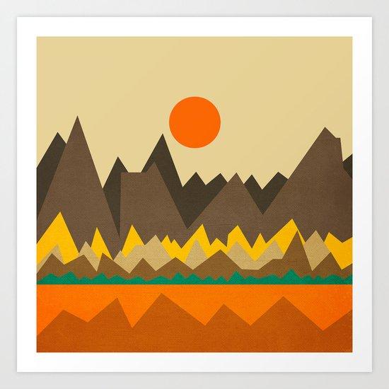 Textures/Abstract 107 Art Print