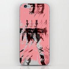FPJ pastel peach iPhone & iPod Skin